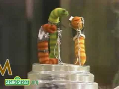Sesame Street: Earth, Rain And Mud Sung By Slimey