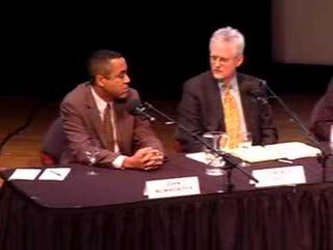 Affirmative Action Debate: Q & A, part 3 (10 of 14)