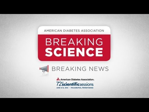 72nd Scientific Sessions: Study Asks, Are People with Type 1 Meeting Treatment Goals?