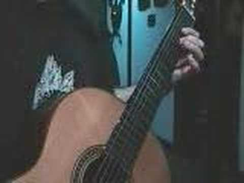My Original Classical Guitar Composition: Sonata #6 in Cmaj