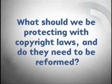 Free Culture and Copyright Law on the Internet