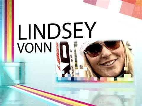 Lindsey Vonn, first ever Winter Youth Olympic Games Ambassador