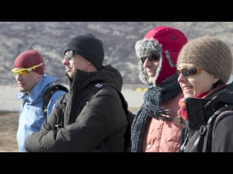 NASA | Five Teachers, 500 Meters Above Greenland