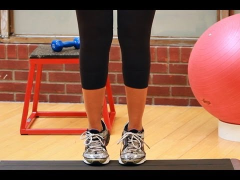 Best Leg Workout for Women: Toning Your Calves