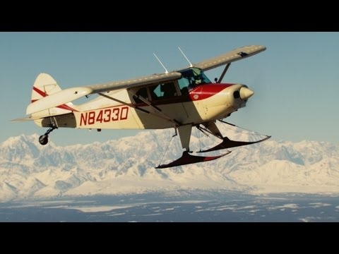 Alaska Wing Men - Alaska Wing Men - Alaskan Flight Instruction