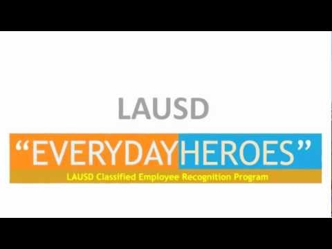 LAUSD Every Day Heroes