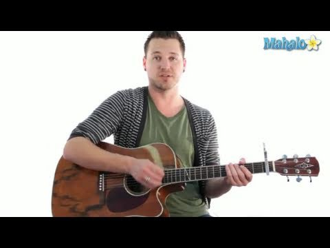 """How to Play """"How's It Going to Be"""" by Third Eye Blind on Guitar (Whole Lesson)"""