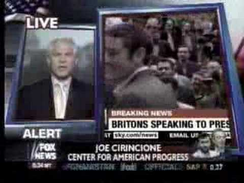 Iran Releases British Sailors - Breaking News - Fox News