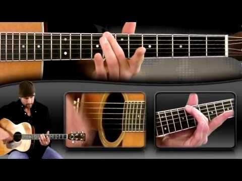 Goo Goo Dolls - Iris Guitar Lesson