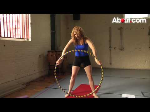 How to Do Beginner Hula Hoop Exercises Video - About.com