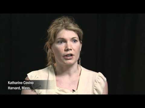 Katherine Covino: The Death of Osama bin Laden
