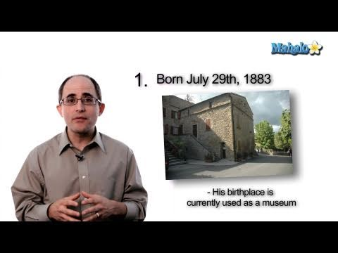 Learn History: Top 5 Things to Know About Benito Mussolini