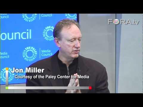 News Corp's Jon Miller: Is Google 'On the Wrong Side' of SOPA?