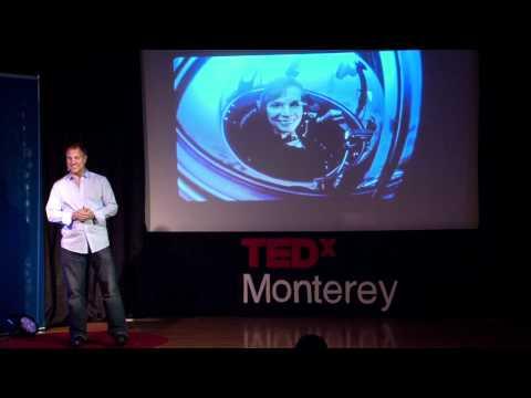 TEDxMonterey - John Bates - The Blu: The Ocean Meets the Social Web