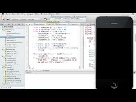iOS unit testing: Notifications handling  | lynda.com tutorial
