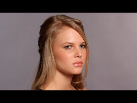 Braid Hairstyles: How to Do Casual Beach Braids