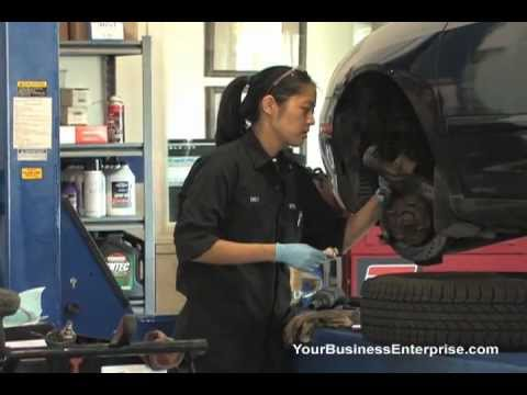 Auto Niche, Youth in Business, Emily Chung