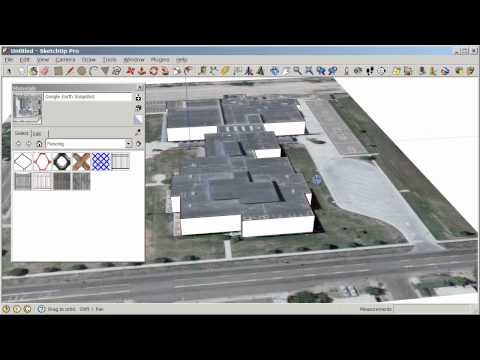 Geo-modeling Basics for K-12 Education - Tutorial 2