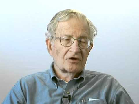 Noam Chomsky's Trick for Avoiding Political Letdown: Low Expectations