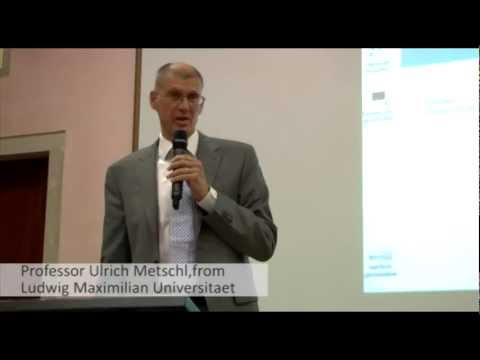 Globalization and Ethics & Multiculturalism and Gloab Governance, Ulrich Metschl