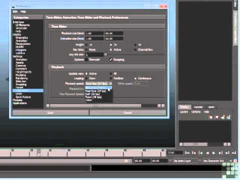 Maya 2012 Tutorial - Keyframe Animation Fundamentals