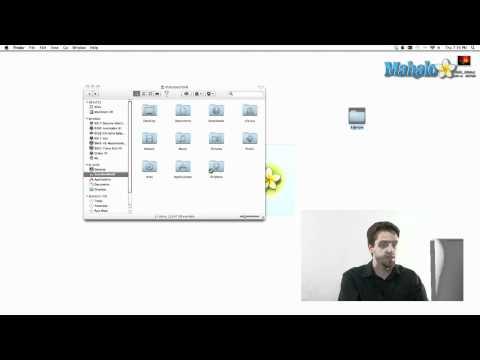 Use a Mac - Folders