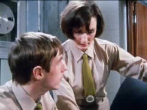 Falling meteorites - Dr Who - BBC sci-fi