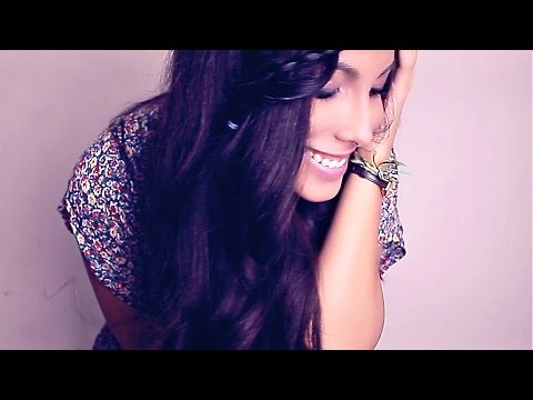 Bohemian Look Hairstyle | Bang Braid