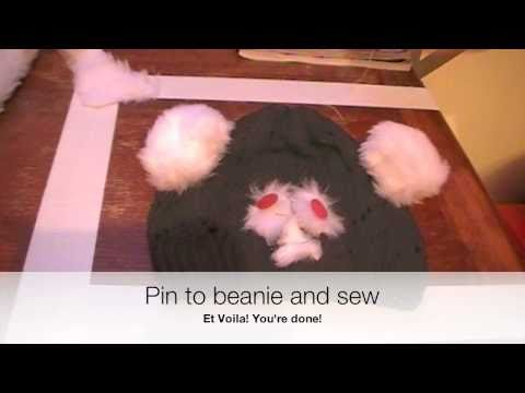 How to make a Teddy Hat