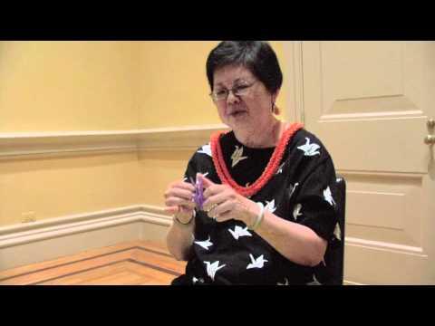 Marcia Mau, Origami Artist: Interview