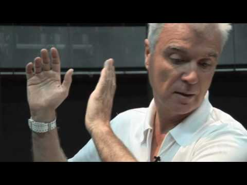 TateShots: Sound & Vision - David Byrne (on art, music, choreography and more)