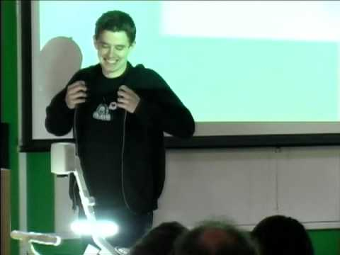 Authors@Google: Randall Munroe of xkcd