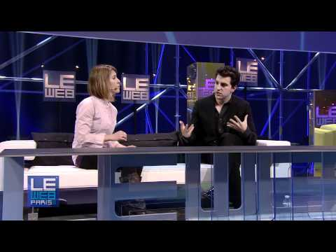 LeWeb 2011 Brian Chesky, Airbnb and Sarah Lane, TWiT Network