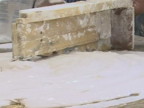How To Plaster Mould