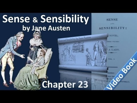 Chapter 23   Sense and Sensibility by Jane Austen