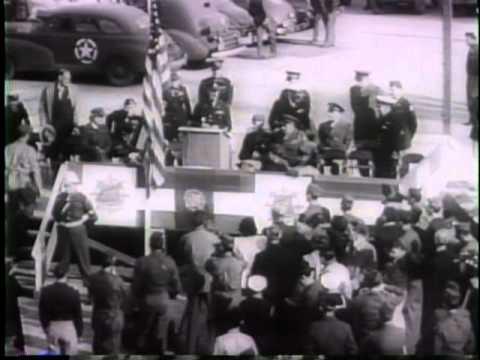 Moscow Talks Begin (1945)