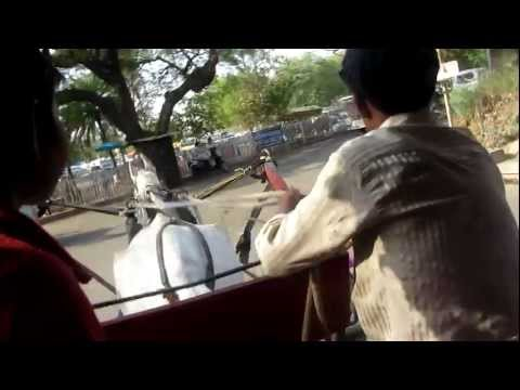 MOMENTS OF INDIA 32 (A Tanka Ride in Agra)