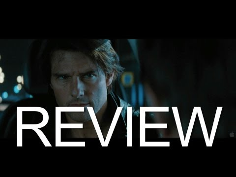 Mission Impossible - Ghost Protocol - Exclusive Trailer Review