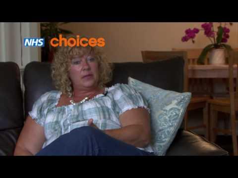Benign brain tumour: Debbie's story