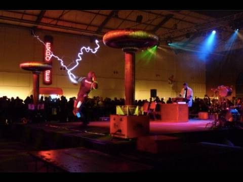 ArcAttack! Musical Tesla Coils