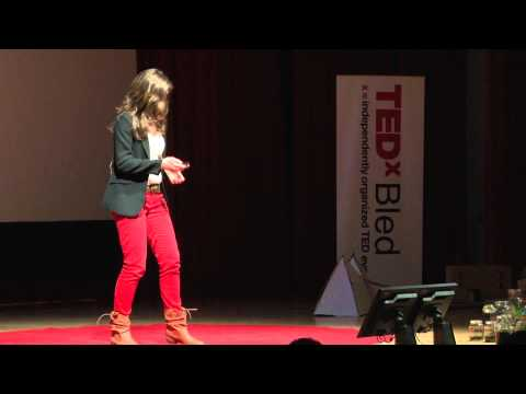 TEDxBled - Hayley Lapalme - How I Fell in Love with Hospital Food