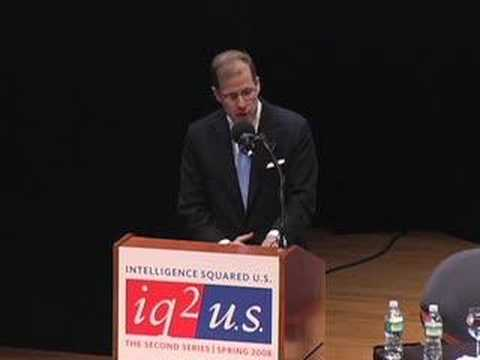 World Police Debate: Max Boot (2 of 14)