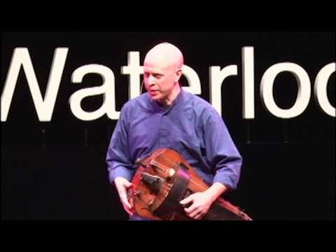 TEDxWaterloo - Ben Grossman - Improvisational Experimental Music