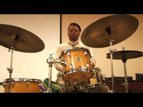 Drum Master Class - Lewis Nash - The MVP Mindset