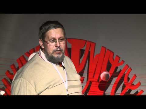 TEDxVorobyovy-Gory - Sergey Pereslegin - How To Conquer Outer Space