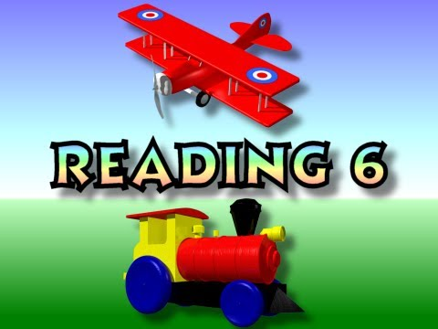 Children's: Reading 6 - Jack and Jill