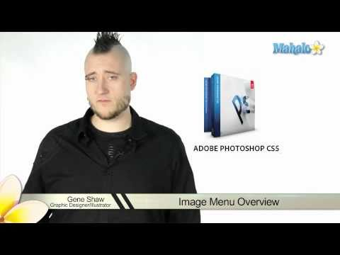 Learn Adobe Photoshop - Image Menu