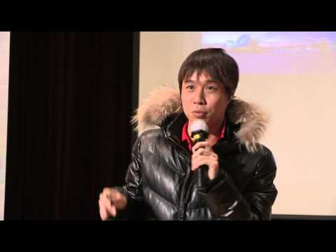 The way to find your dream: Hyun jin, Kim at TEDxAjouU