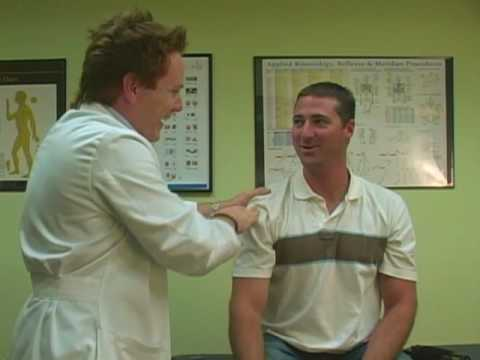 Muscle Testing & Applied Kinesiology Demonstration 2, Austin Chiropractor