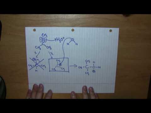 Alkenes to Alcohols(1/3): Acid Catalyzed Hydration